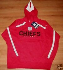 Kansas City Chiefs Hoodie Large Authentic NFL Embroidered Logos