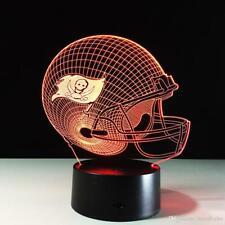 Tampa Bay Buccaneers LED Light Lamp Collectible Tom Brady Rob Gronkowski Gift