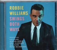 Robbie Williams-Swings Both Ways CD -Brand New-Still Sealed
