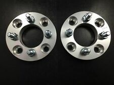 (4) 4X100 TO 4X114.3 CONVERSION WHEEL ADAPTERS SPACERS | 12X1.5 | 15MM 0.59""