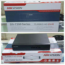 Hikvision DVR DS-7208HGHI-F1  TURBO HD 720 FULL /1080P LITE  8 CH /1 AUDO 1 SATA