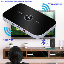 Wireless Bluetooth Transmitter modulator&Receiver Adapter for TV HomeCar Audio