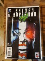 Batman Superman #21 VF DC Comic Greg Pak