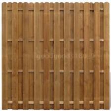 Ha colpito & perdere in legno recinzione pannello giardino scherma bordo Pineta