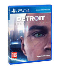 Detroit Become Human Edición Estándar ( Play Station 4, 2018)