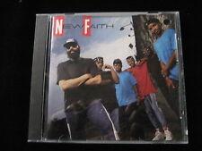 New Faith Ministries-Self-Titled Teddy Pendergrass-Sam Moore 1991-Christian CD