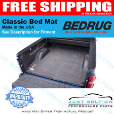 "BedMat Spray-In/No Bed Liner 2007-2018 GM Silverado/Sierra 6'6"" Bed  BMC07SBS"