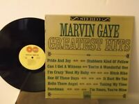 """Marvin Gaye,Tamla 252,""""Marvin Gaye's Geatest Hits"""",US,LP,stereo,Globes labels,M-"""