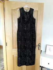 stunning annabelle london maxi dress size 12