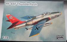 Sword 1/72 SW72117 Republic RF-84F Thunderflash (box 2)  Model Kit