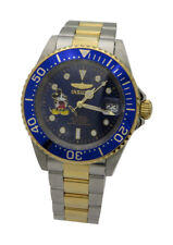Invicta Disney Mickey Mouse Limited Edition 22778 Mens Two Tone Automatic Watch