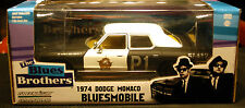1974 Dodge Monaco Bluesmobile Blues Brothers, 1:24, Green Light 84011