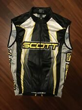 SCOTT - Smanicato Corsa Ciclismo Uomo/ Men's Cycling Vest Mountain Bike Race MTB