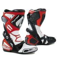 motorcycle boots | Forma Ice Pro racing red track motogp road race riding gear