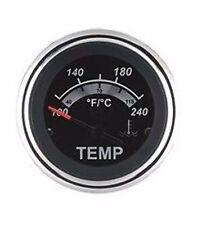 Sierra Black Sterling Gauge Water Temperature (Electric) 100 - 240Á F 67020P MD