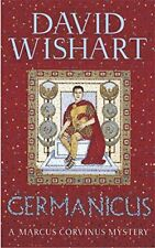 Germanicus (Marcus Corvinus Mysteries) by Wishart, David Paperback Book The