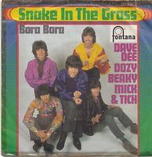 Dave Dee Dozy Beaky Mick &Tich-Snake In The Grass vinyl single