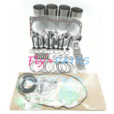For Hino EA-JO5E-TA New Holland Excavator E235BSR Engine Overhaul Rebuild Kit