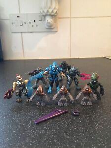halo mega bloks elite Mini Figures