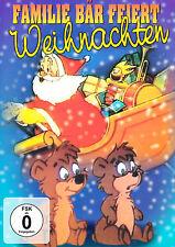 DVD Weihnachten con Familia Oso
