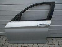 Original BMW 1er F20 4/5 Türig Beifahrer Tür Vorne links Glaciersilber