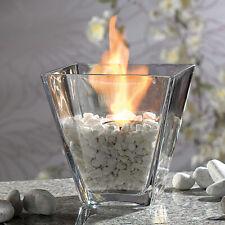 Tischfeuer Bioethanol Deko Feuerschalen, Dekolicht Tischkamin, Ethanol Dekofeuer