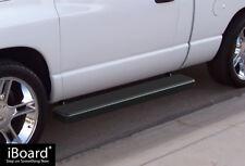 """Side Steps Nerf Bars 6"""" Black Fit 02-08 Dodge Ram 1500/2500/3500 Regular Cab"""