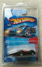 Rare Hot Wheels 2004 First Editions 1:64 Scale Black Crooze Batmobile 69/100