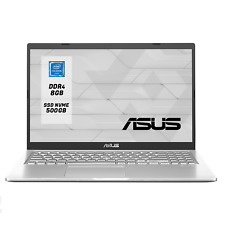 "ASUS VivoBook Notebook 15.6 "" (AMD A6-9225, 4GB RAM 240GB SSD) Portatile - Chocolate Black"