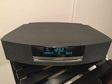 BOSE Wave Music System AM-FM Radio/ CD Player ~ In Good Condition