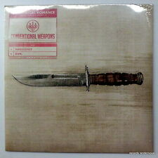 "My Chemical Romance M EU 7""Vinyl Conventional Weapons Gerard Way Frank Iero Punk"