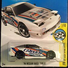 Hot Wheels '96 Nissan 180SX Type X HW Speed Graphics 1/10 DHR72 176/250