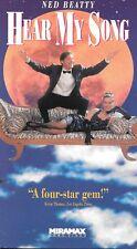 Hear My Song (VHS) Irish Music Dramedy with Ned Beatty Tara Fitzgerald 1991