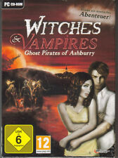 Witches & Vampires - Ghost Pirates Of Ashburry