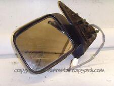 Gauche Côté Passager Chauffé Miroir De Verre Pour Nissan Patrol Y61 1998-2009 0182LS