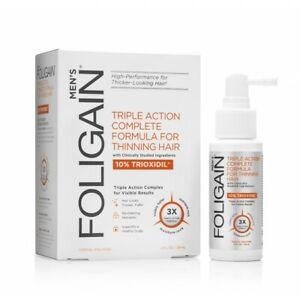 Foligain Hair Regrowth Treatment for Men With 10% Trioxidil 59ml