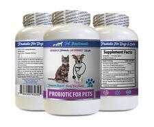 cat digestive care food - Dog And Cat Probiotics - cat bad breath treats 1B