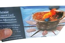 FIRE RELEASE CEREMONY LAYOUT Card 4x6inch Release What is Bothering You