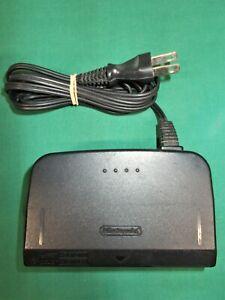 N64 -- AC Adapter -- Nintendo 64, JAPAN Nintendo. Cleaned & Works fully!! 18995