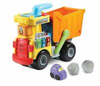 VTech Toot-Toot Drivers Dumper Truck, Baby Interactive Toys for Toddlers,