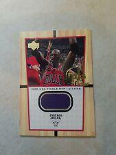 Michael Jordan 2000 Upper Deck MJs Final Floor 1998 Finals MVP Jumbo Card FF11 ☆