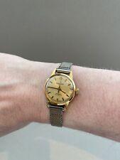 Vintage Ladies Gigandet Mechanical Watch Swiss Made WORKING w/date