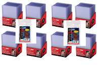 (200 of Each) Ultra Pro 3x4 Toploaders and Sports / Trading Card Sleeves Topload