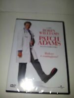 dvd film patch adams