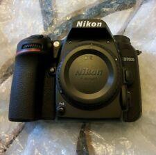 DSLR Nikon D7500 Body, WIE NEU