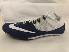 Nike Men's Women's Zoom Rival S 8 Track Spikes Blue Racing Running MSRP ...