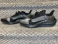 Nike Zoom Gravity Mens BQ3202-004 Black Anthracite Pewter Running Shoes Size 12