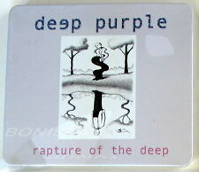 DEEP PURPLE - RAPTURE OF THE DEEP - CD Sigillato Metal Box