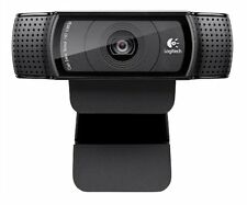 New Logitech C920 HD Pro Webcam 1080p Video Calling & Recording, Bulk Packaging!