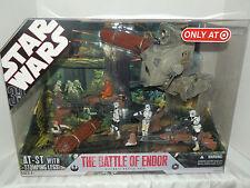 Star Wars Battle Pack The Battle of Endor New Sealed